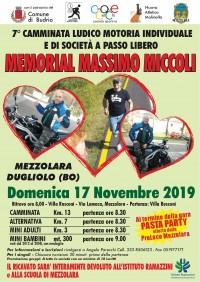 MEMORIAL MASSIMO MICCOLI