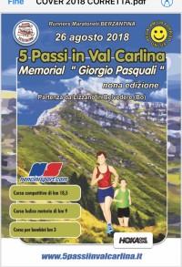 5 Passi in Val Carlina