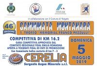 46^ CAMMINATA MONTANARA - 1^ Memorial Franco Pezzulli
