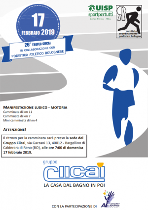 26° Trofeo CIICAI